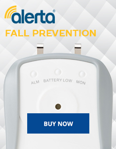 Alerta fall mats and fall prevention accessories