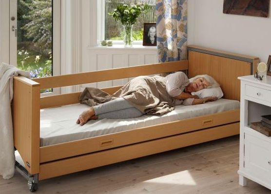 invacare medley ergo low profiling bed attractive design bedroom