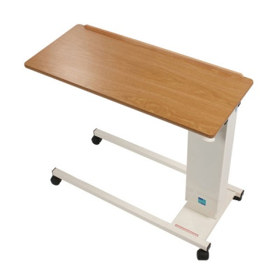 Sidhil Easi-Riser Overbed Table with Wheels Standard Base