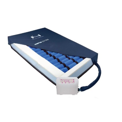 Harvest Hampton Extra Bariatric Pressure Relief Alternating Air Mattress Replacement System