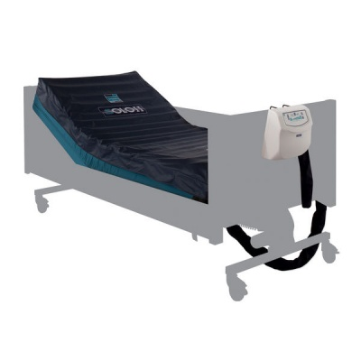 Sidhil Solo II Alternating and Static Dynamic Pressure Relief Mattress Overlay System
