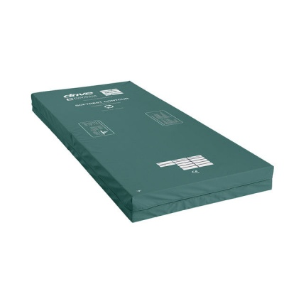 Replacement Cover for the Sidhil Softrest Contour Foam Pressure Relief Mattress