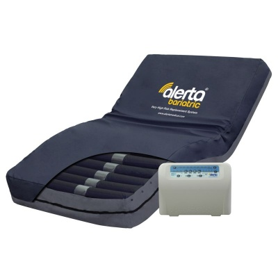 Alerta Bariatric Alternating Pressure Relief Mattress Cover