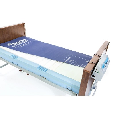Alerta Sensaflo Hybrid Foam, Gel and Air Pressure Relief Mattress System