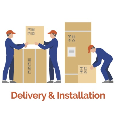 Profiling Bed Delivery and Installation