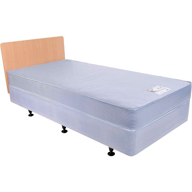 3a6998ae62ec Harvest Divan Nursing Home Bed, Mattress and Headboard Bundle ...
