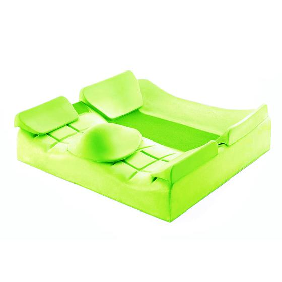 Matrx Flo-tech Solution Xtra Cushion with modular components fitted