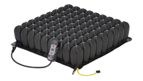 Smart Check in Use With the High Profile Pressure Relief Cushion