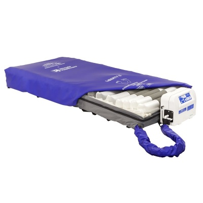 Liberty II Low Air Loss Pressure Relief Mattress Replacement System