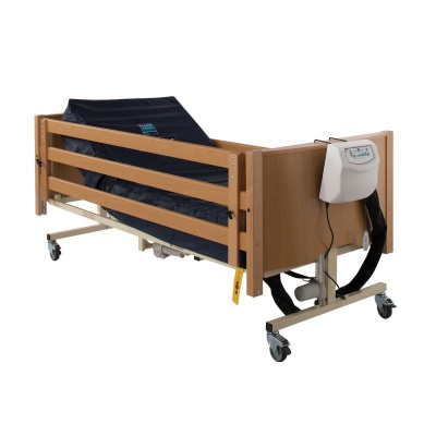 Sidhil Bradshaw Bariatric Bed Side Rail Height Extension