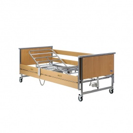 Invacare Accent Profiling Bed with Side Rails