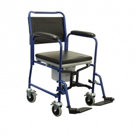 Alerta Medical Commode and Transfer Chair
