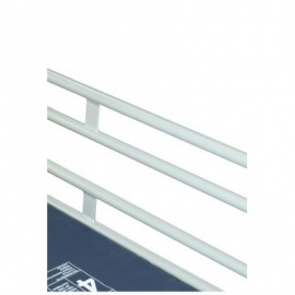 Extra-High Metal Side Rails for Casa Med Profiling Beds