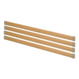 Wooden Side Rails for Harvest Woburn Profiling Beds (Set of Four)