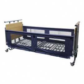 Mesh Side Rails for the Harvest Woburn Ultra-Low Profiling Bed