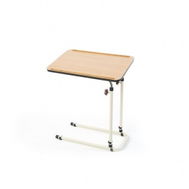 Alerta Anti-Topple Overbed Table