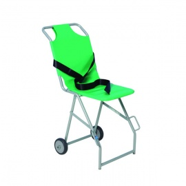 Sidhil Transit Chair with Two Rear Wheels